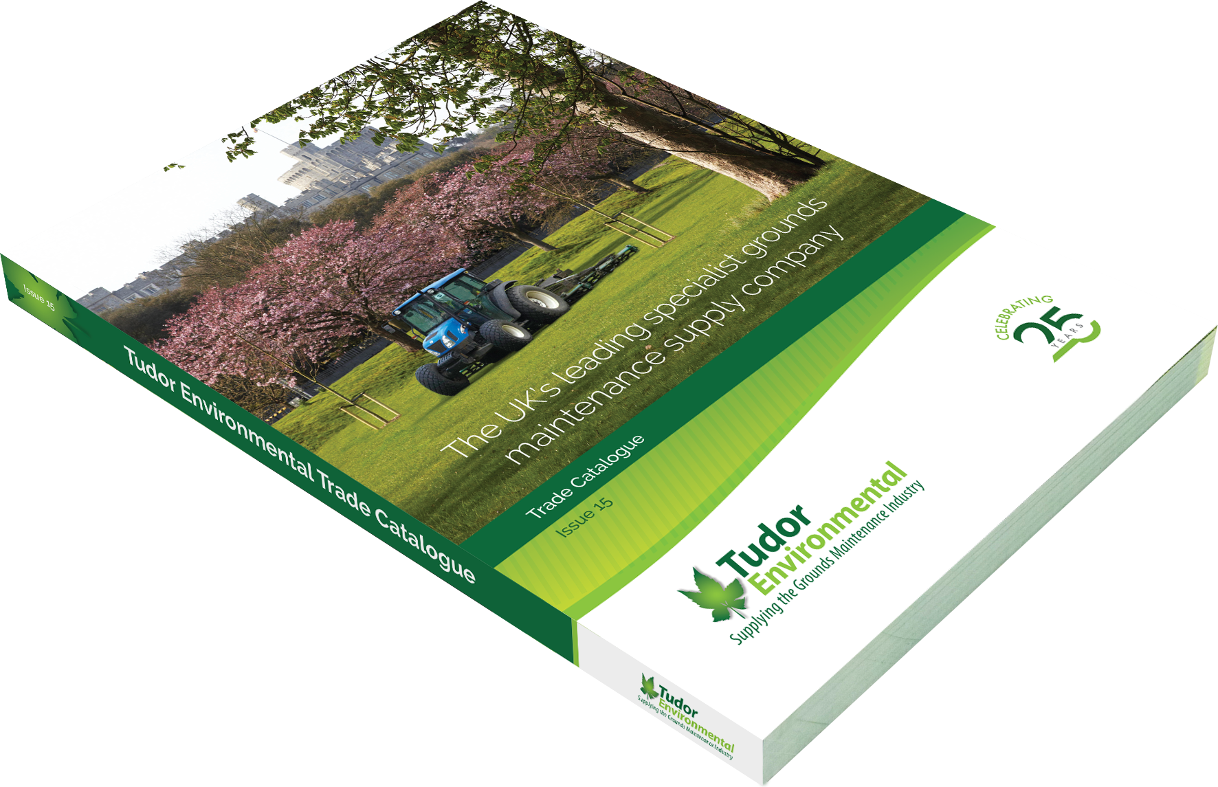 Tudor Environmental | Tools and equipment to the Grounds Maintenance