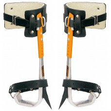Tree Hog TH 1005 Climbing Spurs, Aluminium