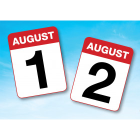 1st & 2nd August