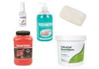 Soaps, Hand Cleaners & Sanitisers
