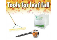 Tools for leaf fall