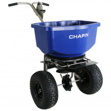 Chapin 82400B Professional Salt Spreader - Heavy Duty - boxed for self assembly