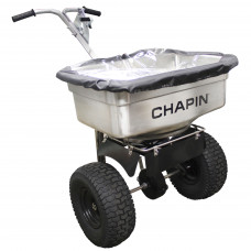Chapin 82500 Professional Stainless Steel Salt Spreader - Heavy Duty - boxed for self assembly
