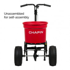 Chapin 82050C Contractor Turf Spreader - 30kg (70 lb) - Boxed for self assembly