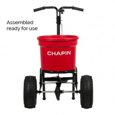 Chapin 82050C Contractor Turf Spreader - 30kg (70 lb) - Assembled, ready to use