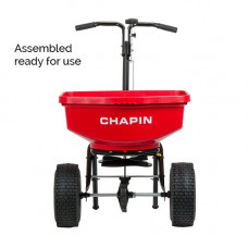 Chapin 8301C Professional Turf Spreader - 36kg (80 lb) - Assembled ready to use