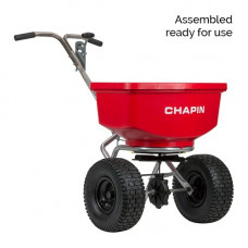 Chapin 8400C Professional Turf Spreader - 45kg (100 lb) - Assembled, ready to use