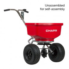 Chapin 8400C Professional Turf Spreader - 45kg (100 lb) - Boxed, for self assembly