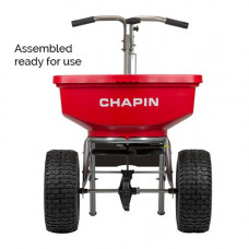 Chapin 8401C Professional Turf Spreader - 36kg (80 lb) - Assembled ready to use