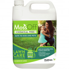 MossOff®  Chemical-Free Lawn Care, 5 L