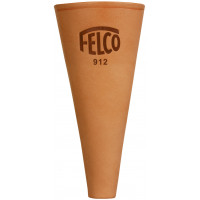 Felco Secateur Leather Holster - cone shaped