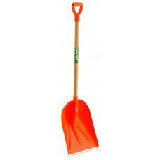 Tudor All Purpose Plastic Shovel - large