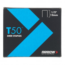 Arrow T50 Heavy Duty Staples, ½""