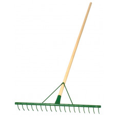 Chelwood 18S Steel (no back edge) Landscaper Rake