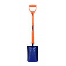 Shocksafe GPO Trenching Treaded Shovel