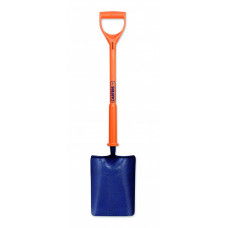 Shocksafe Taper Mouth Treaded Shovel