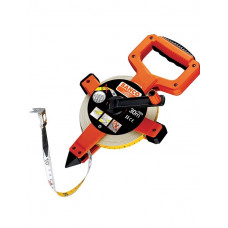 Bahco HD 100m  Open Reel Fibreglass Tape Measure