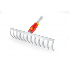 Wolf Soil Rake Head, small (30cm)