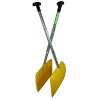 Tudor Long Handled Leaf Grabbers  - heavy duty