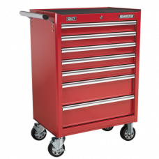 Sealey Heavy-Duty Rollcab with 7 drawers