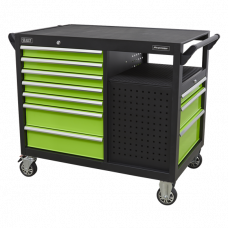 Sealey Mobile Workstation with 10 Drawers