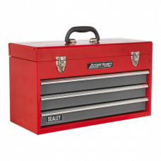 Sealey Portable Tool Chest with 3 Drawers
