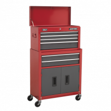 Sealey Tool Topchest & Rollcab Combination