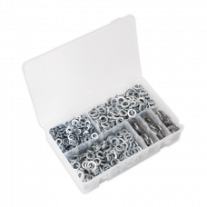 Sealey Spring Washer Assortment 1010pc
