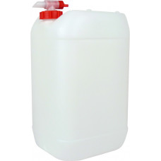 Plastic Jerry Can - with tap