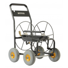 Haemmerlin 110m Hose Trolley - heavy duty 4-wheeled version