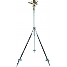 Adjustable Sprinkler Tripod Kit - with variable head options