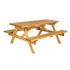 Cotswold 8 Seater Picnic Table