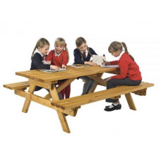 Cotswold Junior Picnic Bench Children's size