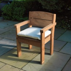 Padstow Pine Arm Chair