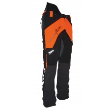 Arbortec 'Breatheflex' Orange Trouser, Type C