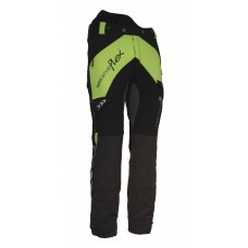 Arbortec 'Breatheflex' Lime and Black Trouser, Type C