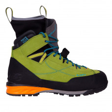 Arbortec Kayo Climbing Boot with Chainsaw Protection - Lime