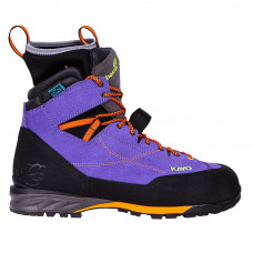 Arbortec Kayo Climbing Boot with Chainsaw Protection - Purple