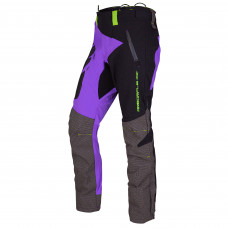 Arborflex AT1485 Pro Skin Trousers - Purple/Black - Regular