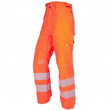 Arborflex AT4145 Storm Skin Trousers-Hi-Vis Orange- Regular