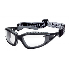 Bollé Tracker Platinum Clear Safety Glasses