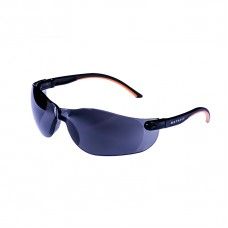Montana, Smoke-Grey Anti-Scratch Safety Glasses