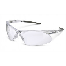 Richmond, Clear Anti-Scratch Safety Glasses