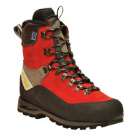Arbortec Scafell Lite Chain Saw Boots Red