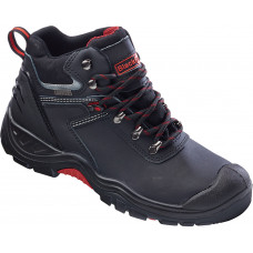 Blackrock Tempest Waterproof Black Safety Hiker Boot