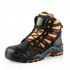 Buckler Buckz Viz Hi- Vis Safety Boot