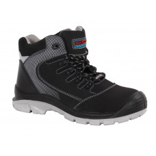 Carson Hiker Safety Boot, Black