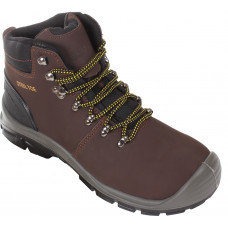 Malvern Hiker Safety Boot - Brown
