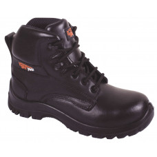 Pioneer Black Safety Boot