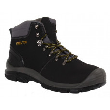 Malvern Hiker Safety Boot - Black